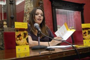 La concejala de Derechos Sociales, Jemi Sánchez.