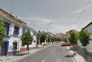Calle Cardenal Parrado.