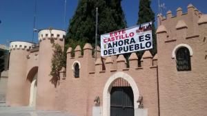 Castillo de Láchar.