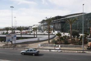 Centro Comercial Nevada, construido por Tomás Olivo.