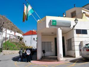 Centro de Salud de Cenes.