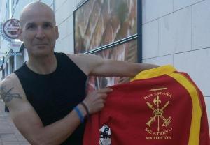 José Manuel Arcos Sánchez, en una imagen de Facebook.