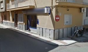 Administración donde ha tocado el premio, en la calle Saladillo.