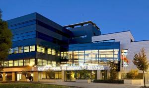 Sede del Colegio de Médicos.