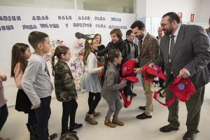 La inauguración oficial del centro se ha celebrado este jueves.