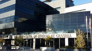 Sede del Colegio de Médicos de Granada.