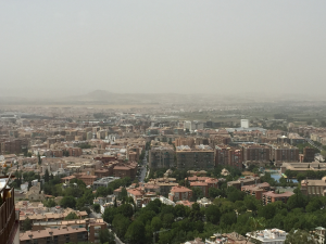 El Defensor actúa de oficio por la contaminación en Granada.