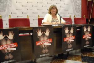 Ana Muñoz ha presentado la campaña.