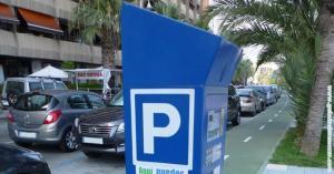 El tiempo máximo de aparcamiento es de seis horas.