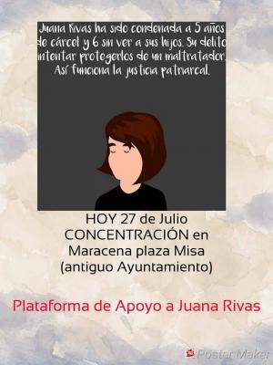 La concentración se celebrará en la antigua plaza del ayuntamiento.