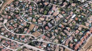 Urbanización Cortijo del Aire, en Albolote.