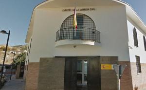 Cuartel de la Guardia Civil de Pinos Puente.