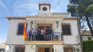 Fachada del Ayuntamiento.