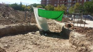 Según las previsiones municipales, los trabajos arqueológicos finalizarán el 16 de agosto.