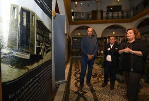 La exposición puede visitarse en Armilla hasta el 10 de noviembre.