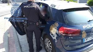 La Policía le atribuye tres robos.