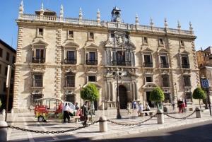Real Chancillería, sede de la Audiencia Provincial.