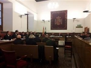 El juicio se celebra en el Audiencia Provincial de Granada.