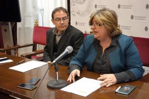 Ana Muñoz y Miguel Ángel Fernández.