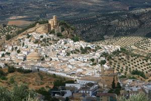 Montefrío, una de las localidades afectadas.