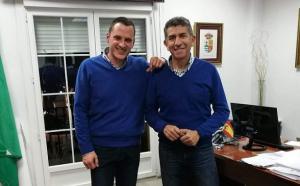 Manuel Villena y Manuel Alarcón.