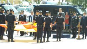 El acto de homenaje se ha celebrado en Málaga.