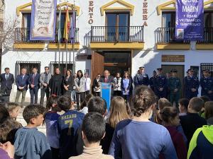 Acto en memoria de Domingo Puente Marín y todas las víctimas del terrorismo.