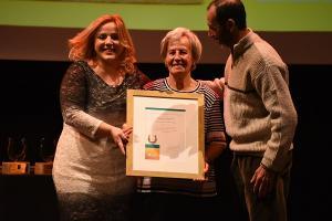La entrega de premios se ha celebrado en el Centro Lorca.