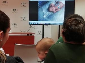 La unidad Neonatal del centro ha atendido a 420 bebés en un año.