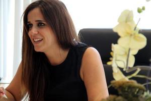 Irene Justo, diputada provincial de Igualdad y Juventud.