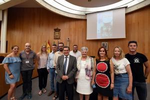 El presidente de la Diputación ha presentado la campaña.