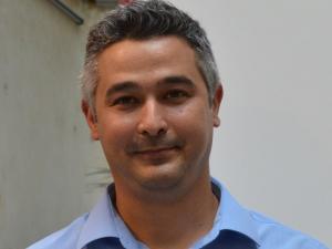 Juan Francisco Arenas de Soria, portavoz de IU en la Diputación.