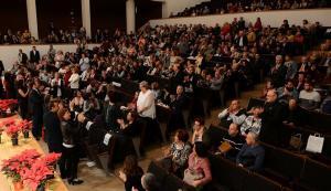 El acto se ha celebrado en el Auditorio Manuel de Falla.