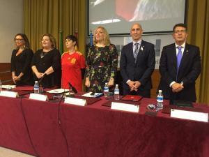 Luis Rubiales impartió este viernes la lección inaugural de la UNED en Motril.