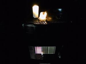 Al menos un cuarto de la población de la provincia sufre cortes de luz.