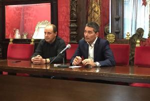 Manuel Olivares y Joaquín Muñoz.