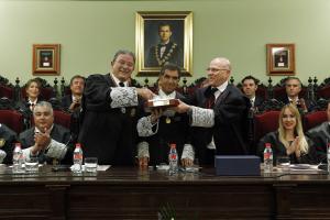 Hermanamiento de los colegios de Abogados de Granada y Melilla.