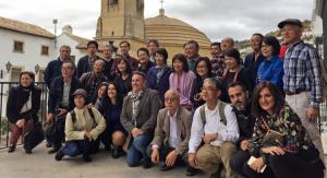 Reciente visita de turoperadores de Japón a Montefrío.