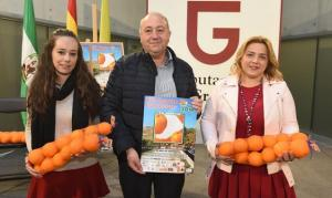 Presentación de la carrera 'La Naranja'.