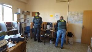 La Guardia Civil cree que puede haber hasta 1.500 personas afectadas.