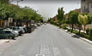 Los hechos ocurrieron en la Avenida de Poniente de Armilla.