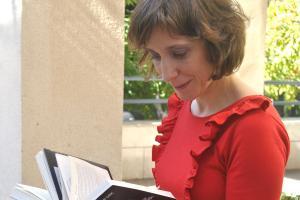 Purificación Ubric, doctora e investigadora de la Universidad de Granada en el Instituto de Paz y Conflictos de la UGR.