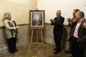 El retrato se unirá a la galería dedicada a los expresidentes.