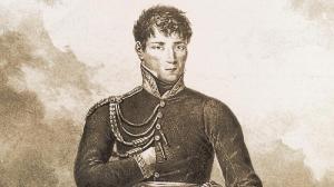 Retrato de Rafael Riego.