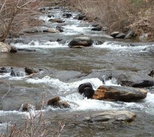 Río Trevélez.
