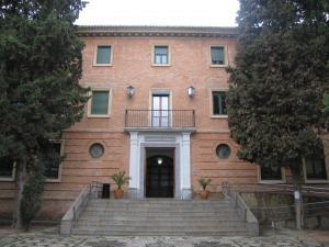 Seminario Mayor San Cecilio.