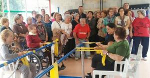 Hay 23 centros de participación activa en la provincia.