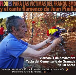 El acto se celebra este viernes 1 de noviembre a las 11.00 horas.