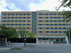 Hospital de Traumatología que será el nuevo Materno Infantil.
