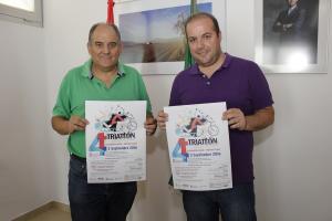 Los alcaldes de Huétor Tájar y Villanueva de Mesías.
